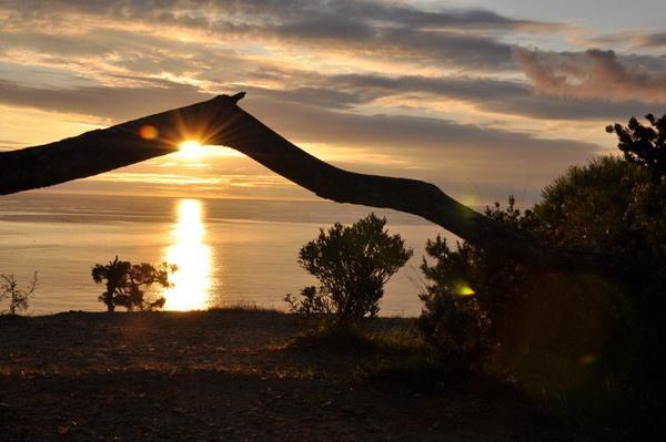 Ibiza Sunrise by gasah