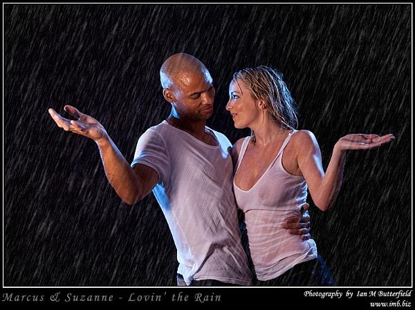 Lovin\' the Rain by ianbutty