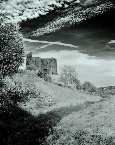 Kidwelly Castle 2 by daibev