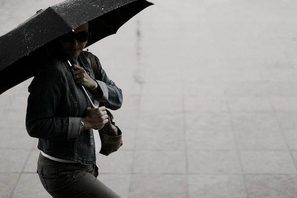Rainy day by luigitoi