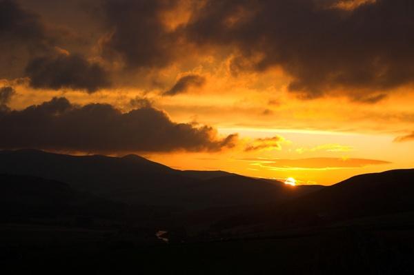 Sunset by firzhugh