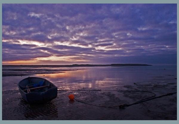 Estuary Sunset by ginger58