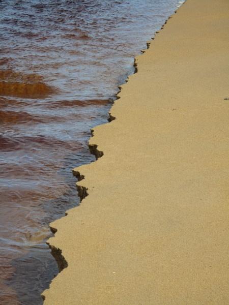 Sand & water by Jwren