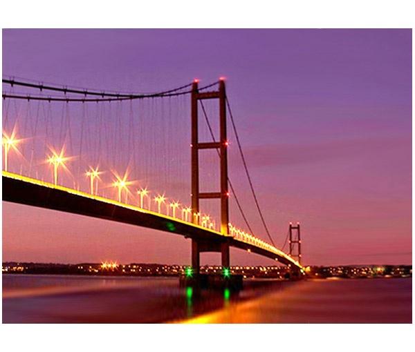Humber Bridge by FranJ