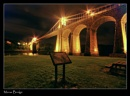 Menai Bridge by RogBrown