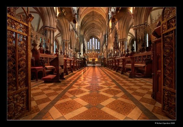 Choir Stalls by Richsr