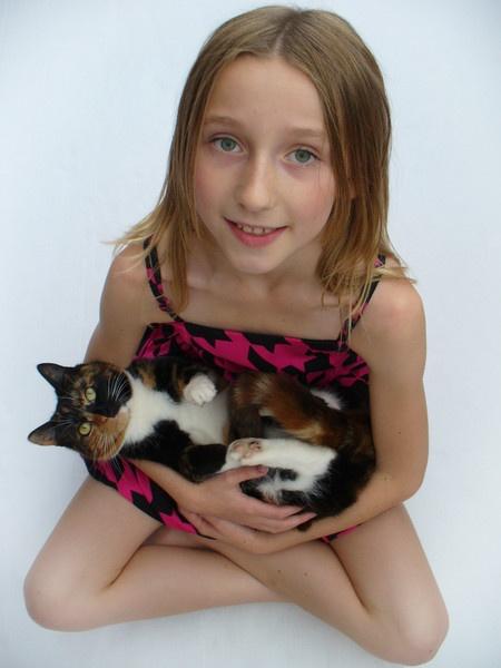 Rebecca and Maisy by Abbi