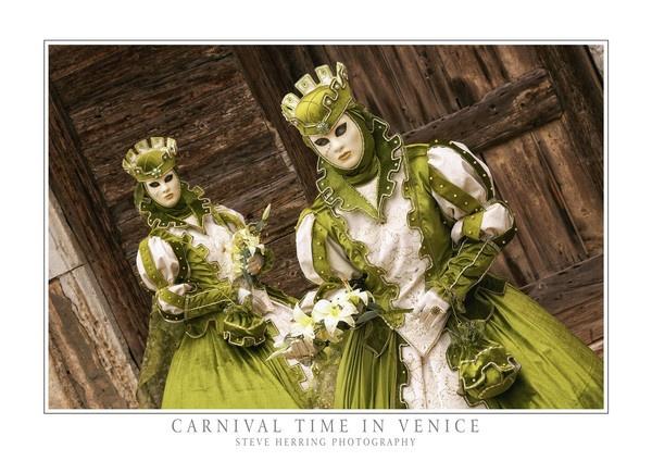 Venice Carnival 3 by sherring