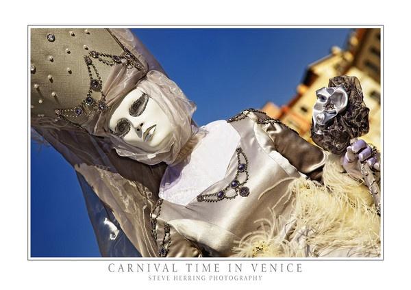 Venice Carnival 4 by sherring