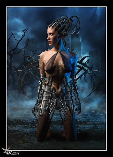 Cyborg by Kestrel