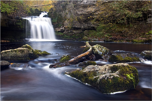 West Burton Falls by mrfields