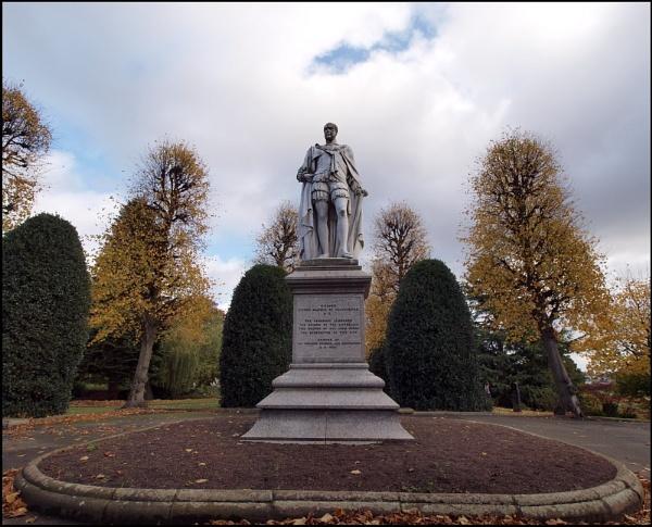 Grosvenor Park Monument. by Adam_H
