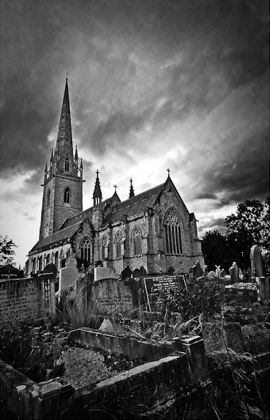 St Margaret;s Chirch, Bodelwyddan by jeni