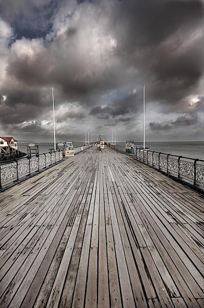 Mumbles Pier by bigsean
