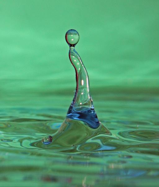 Water Drop by kdeans