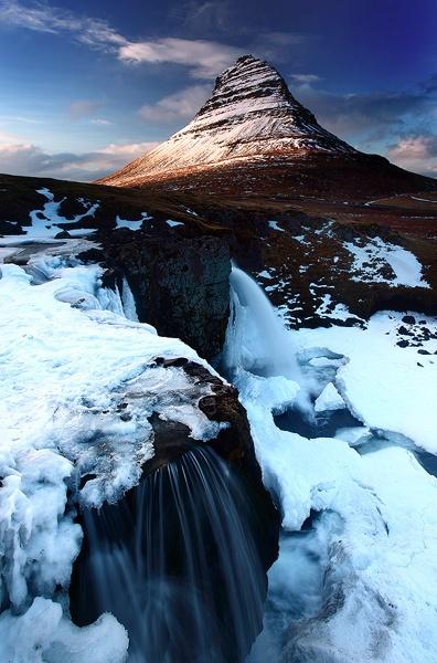 Icelandic Winter by JamesAppleton