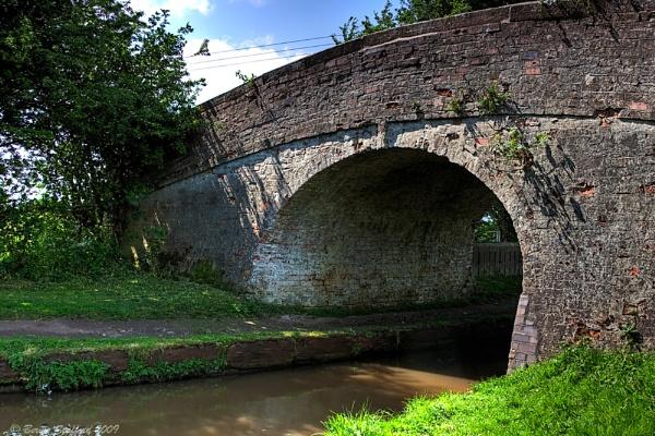 Canal Bridge by BernieS