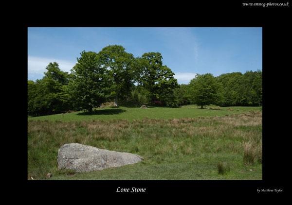 Lone Stone by Emmog