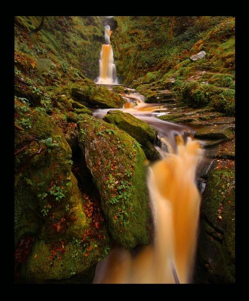Waterfall by acididko