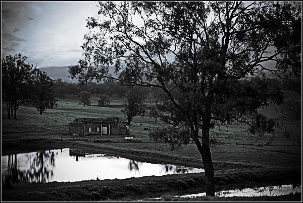 The Farmhouse by SteveHarry