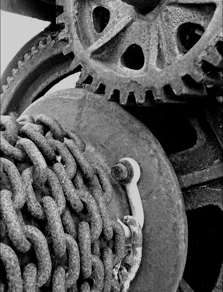 Cogs and Chains by ASM9633