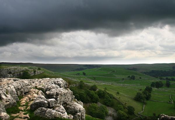 Storm Clouds by GordonLack