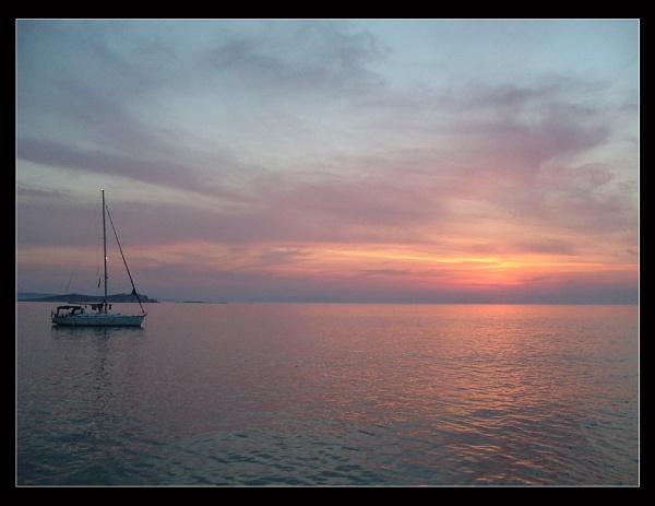Mykonos Sunset by pokey110