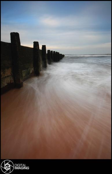 Ocean Rush by f22Digitalimaging