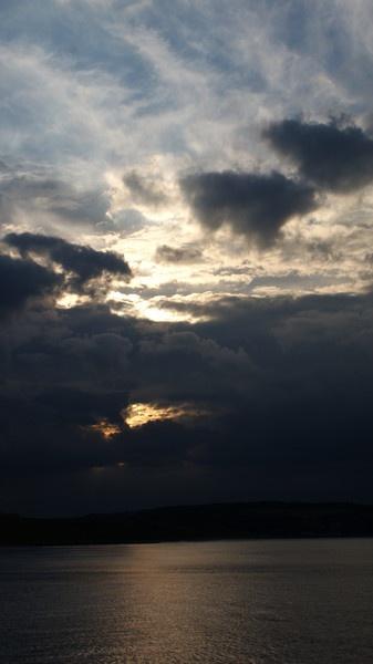 Whitby Sunset by sam2awsome