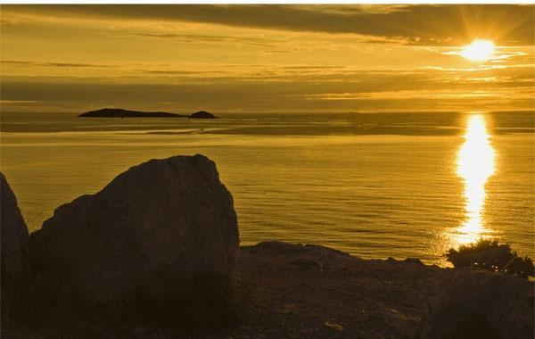 Ibiza Sunrise 2 by gasah