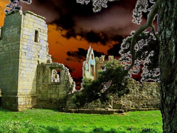 Moreton Corbet Castle by Paul_H