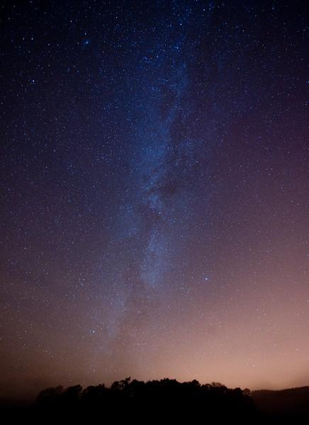 Milky Way by digitalpic