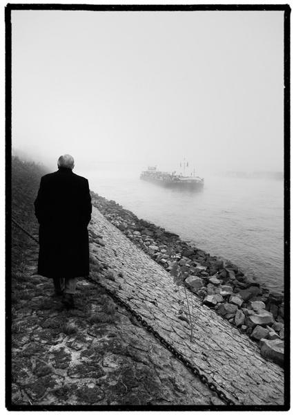 A Foggy Day by ading