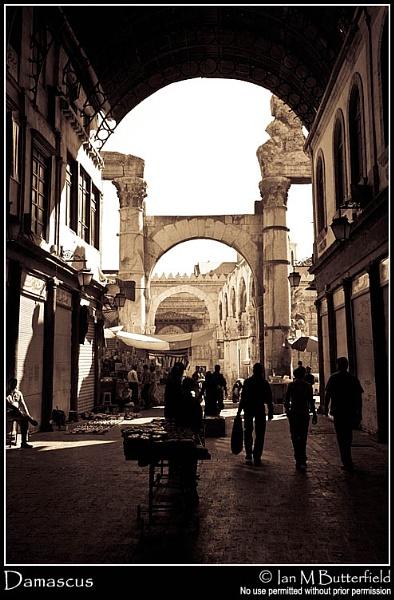 Damascus by ianbutty