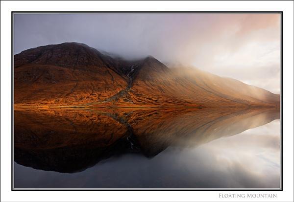 Floating Mountain... by Scottishlandscapes