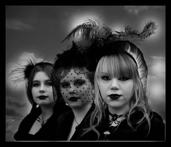 Whitby Trio by danbrann