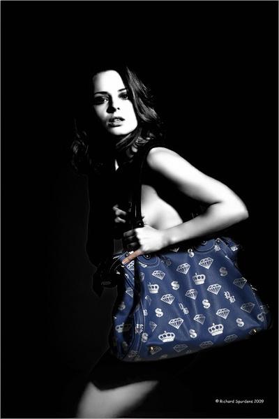 My Blue Bag by Richsr