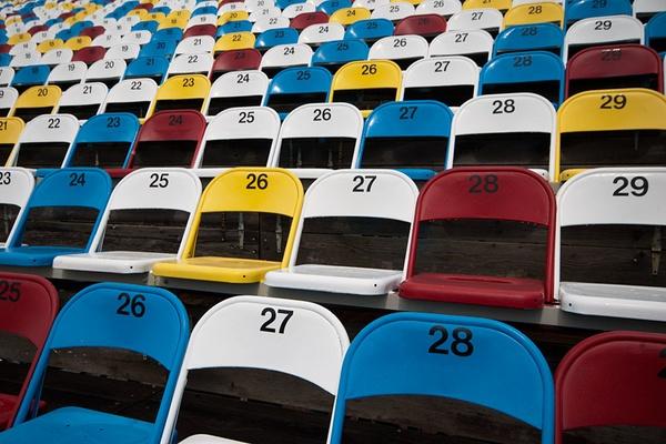 Seats by DavidGresham