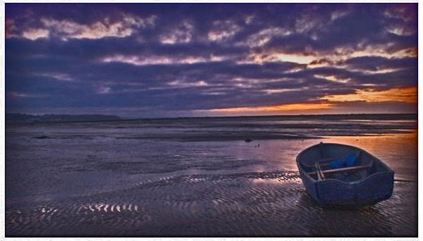 Estuary Sunset 2 by ginger58