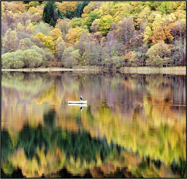 Fishing.... by MalcolmM