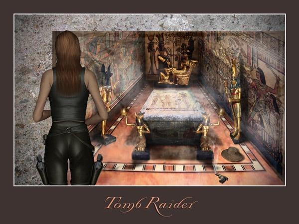 Tomb Raider by Photogene