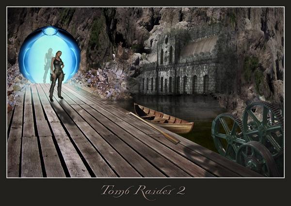 Tomb Raider 2 by Photogene