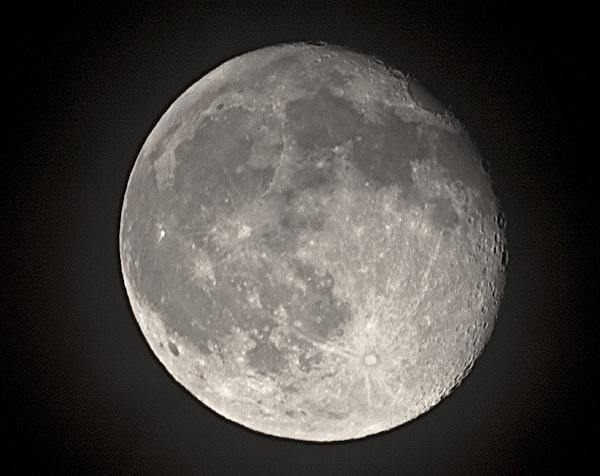 Moon by vagabond