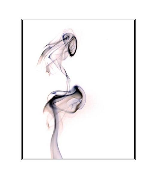 smoke alien by jimbob1