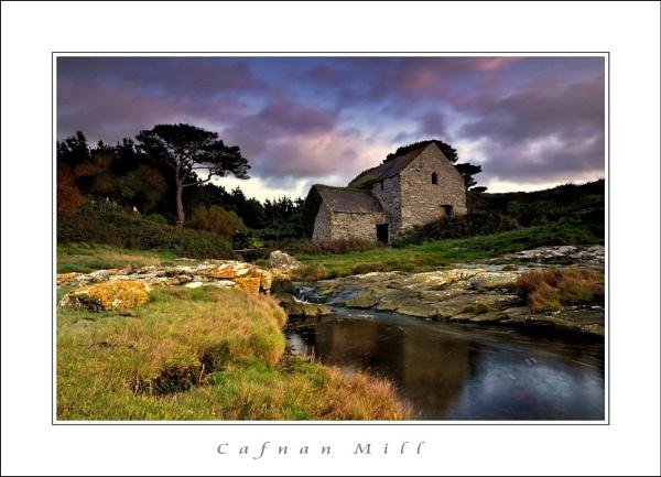 Cafnan Mill by Alfoto