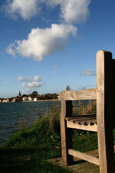 Bosham bench by nickfrog