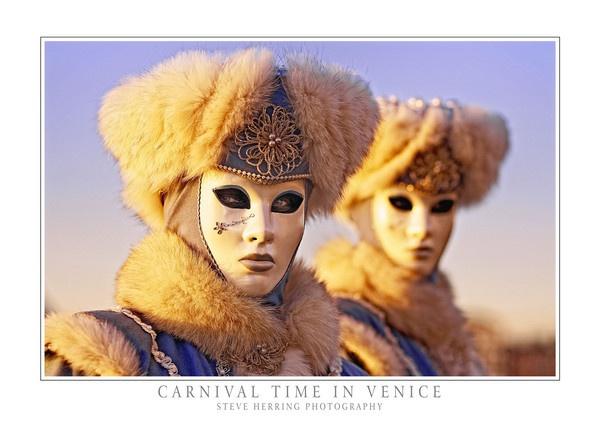 Carnival in Venice by sherring
