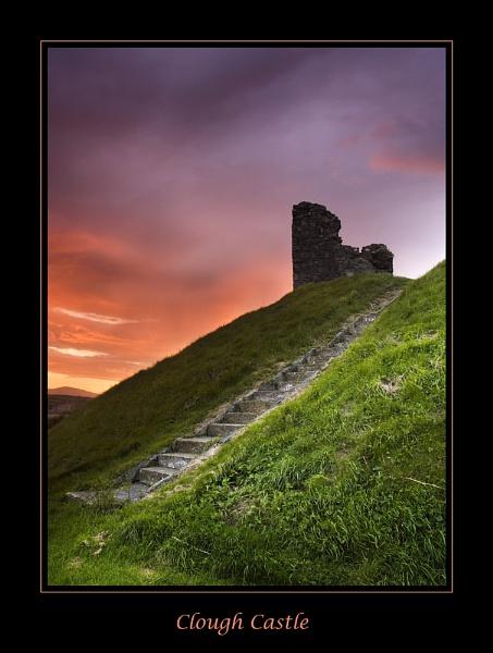 Clough Castle by Valerie1