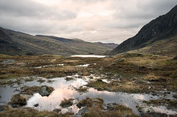 Snowdonia Landscape by Banditman