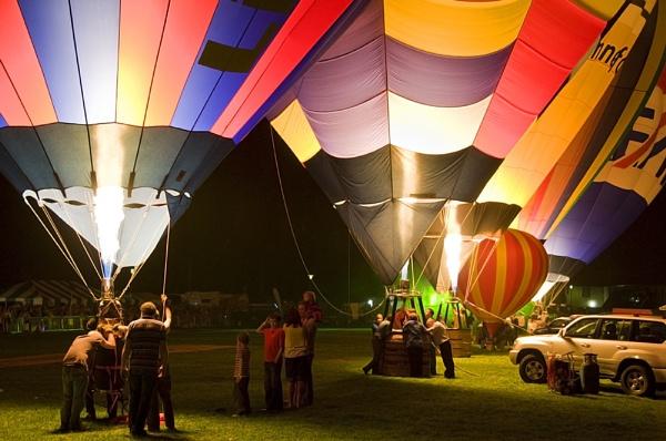 Balloon Festival by Banditman